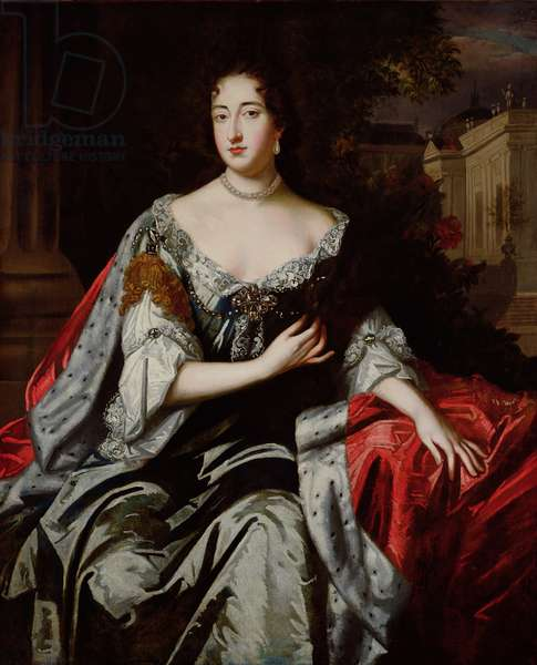 Mary II (oil on canvas)