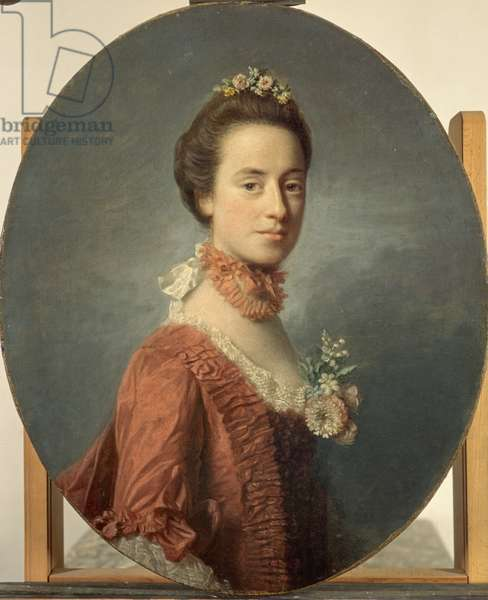 Lady Mary, wife of Lord Robert Manners (1737-1819)