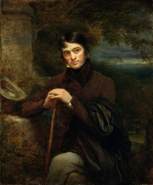 Thomas Carlyle (1795-1881), 1844 (oil on canvas)