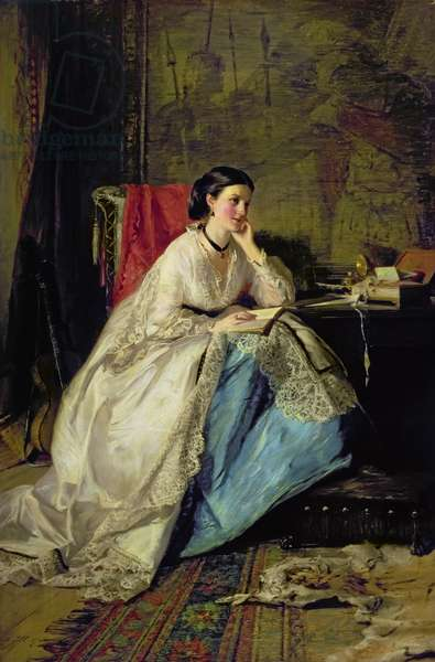 Lady Shand, 1867 (oil on canvas)