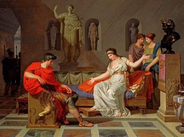 Cleopatra and Octavian, 1787-88