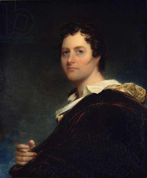 George Gordon, 6th Lord Byron of Rochdale (1788-1824), 1822
