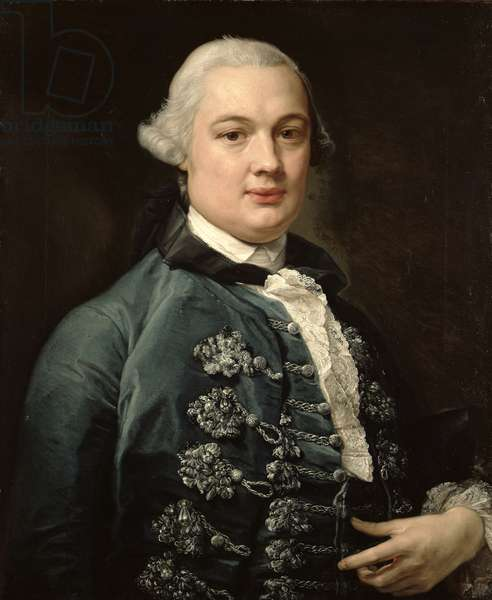 James Bruce of Kinnaird, 1762 (oil on canvas)