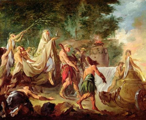 Druid's Ceremony, c.1737-44