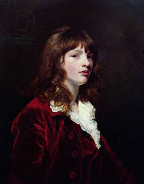 Alexander Douglas-Hamilton, later 10th Duke of Hamilton and 7th Duke of Brandon, 1782 (oil on canvas)