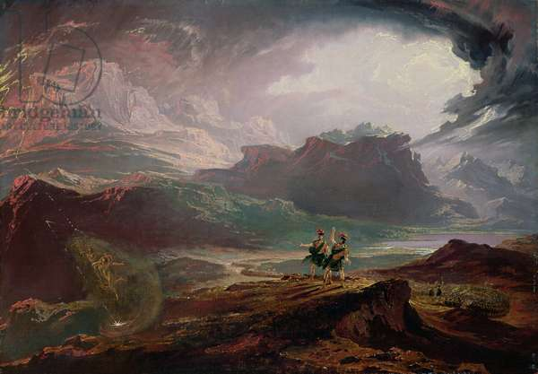 Macbeth, c.1820 (oil on canvas)