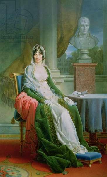 Madame Mere, Maria Letizia Ramolino Bonaparte, c.1800-04 (oil on canvas)