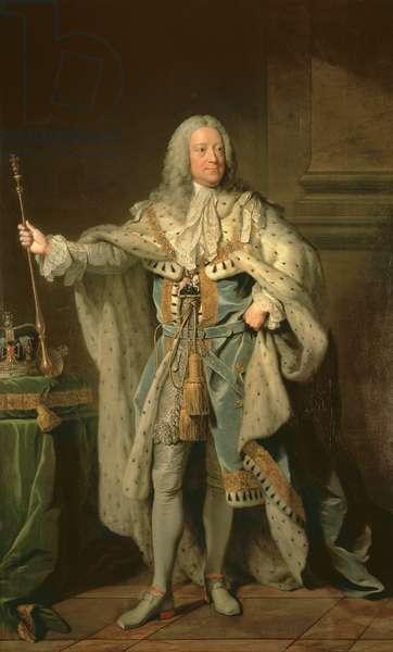George II (1683-1760), 1755