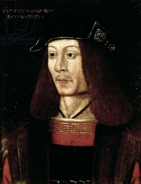 James IV (oil on panel)