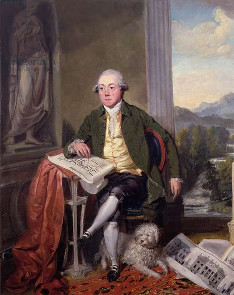 James Craig (oil on canvas)
