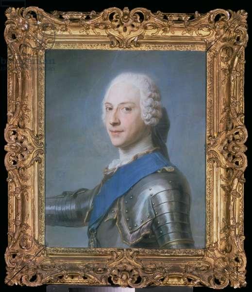 Prince Charles Edward Stewart, 1720-88 (pastel on paper)