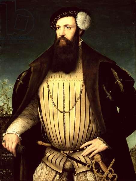13th Lord Grey de Wilton (c.1508-62) 1547 (panel)