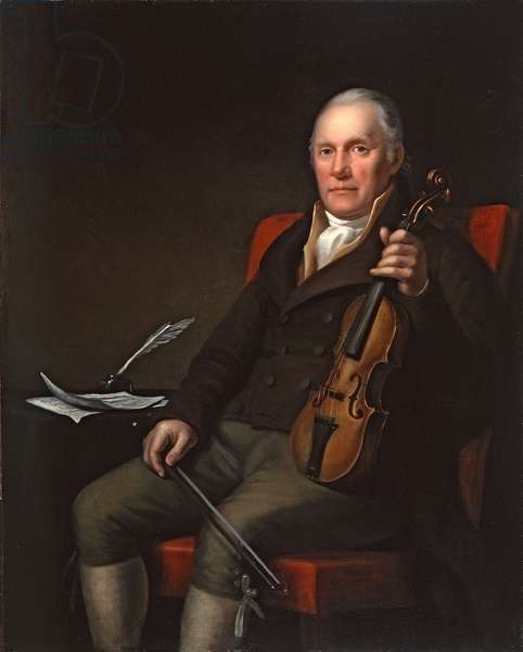 William Marshall (1748-1833), Scottish fiddler and composer, 1817