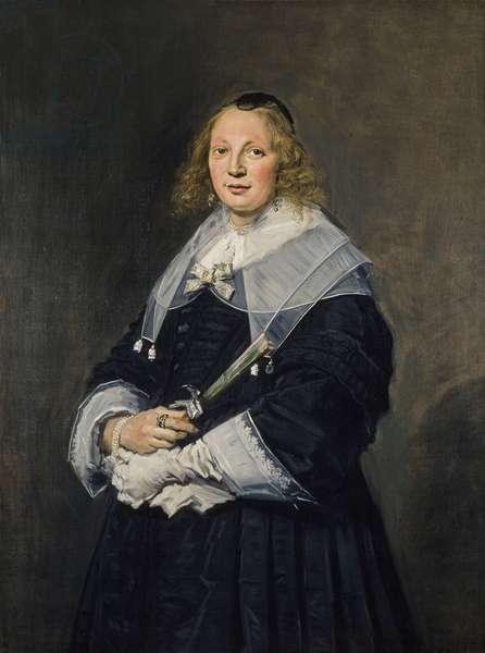 A Dutch Lady, c.1643-45