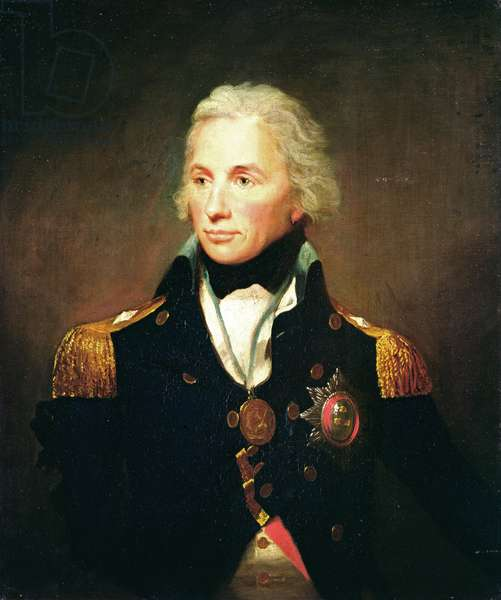 Horatio Nelson, Viscount Nelson (oil on canvas)