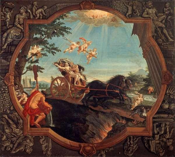 The Rape of Proserpine, 1720