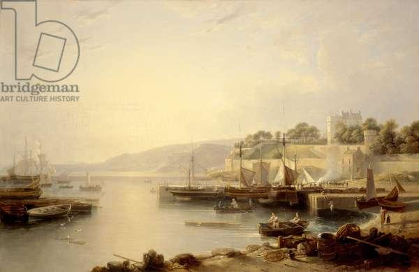 View of Burntisland