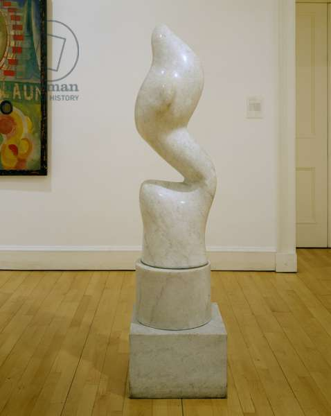 Rising Up (S'elevant), 1962 (marble)