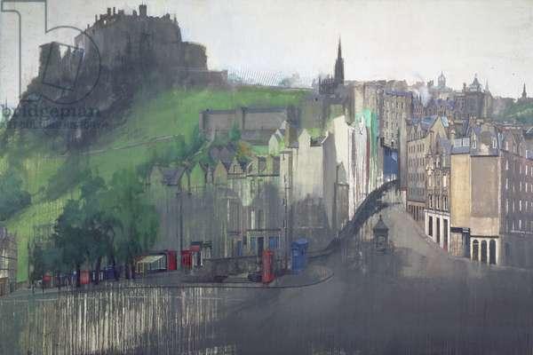 Edinburgh (Old Town), 1990-93