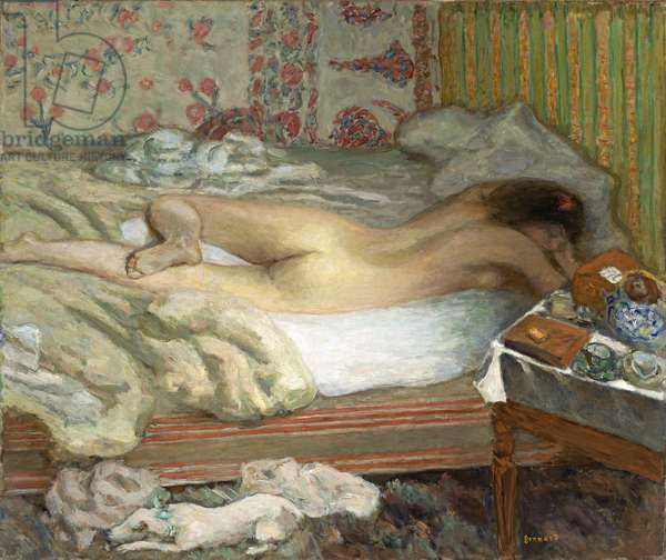 Siesta: The Artist's Studio, 1900 (oil on canvas)