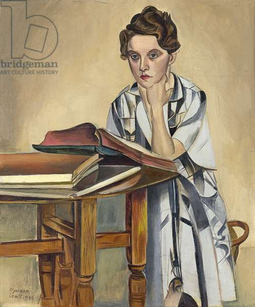 The Reader, 1936 (oil on canvas)