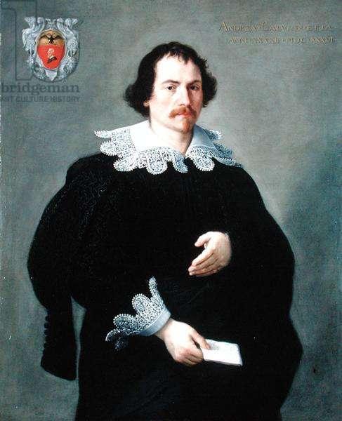 Andrea Calvi (b.1590) 1636 (oil on canvas)
