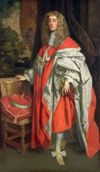 Horatio (1630-87) First Viscount Townsend (oil on canvas)