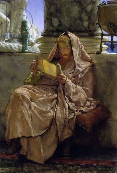 Prose, 1879 (oil on panel)