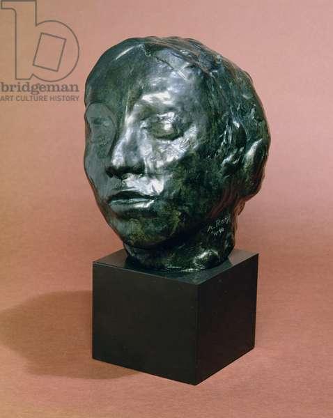 Head of Gwen John (1876-1939) (Head of Whistler's Muse) (bronze)
