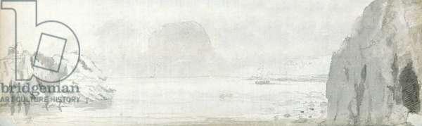 Swansea, c.1678 (w/c & brown ink on paper)