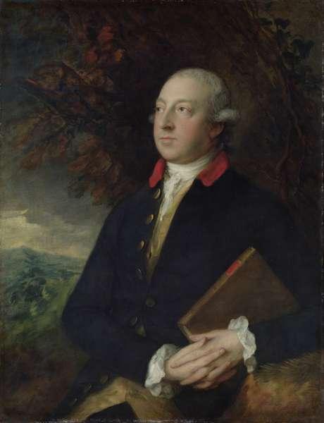 Thomas Pennant (1726-98) 1776 (oil on canvas)