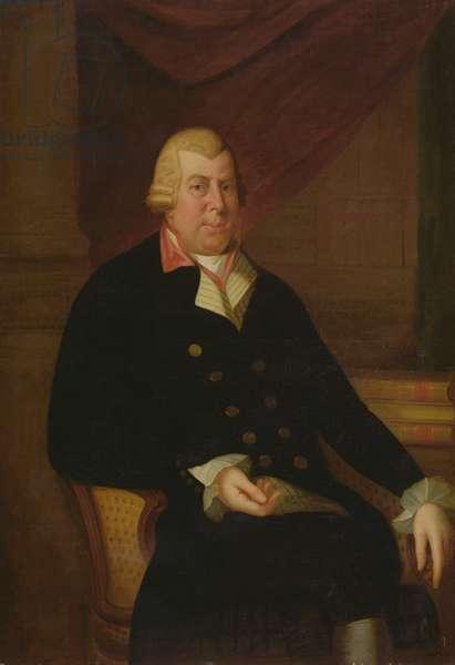 Sir Richard Crawshay (1739-1810) c.1790 (oil on canvas)