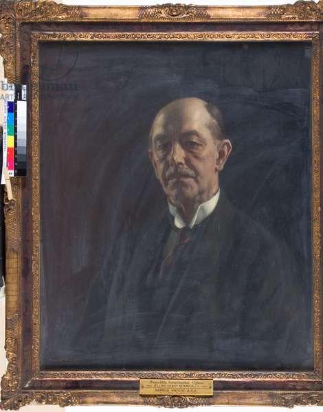W. H. Renwick (oil on canvas)