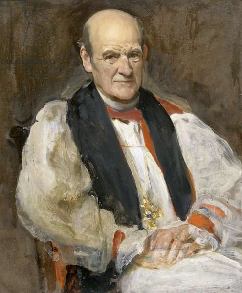 A.G. Edwards, Archbishop of Wales (oil on canvas)