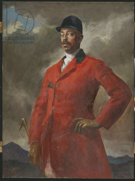 David Davies, 1st Lord Davies of Llandinam, c.1930 (oil on canvas)