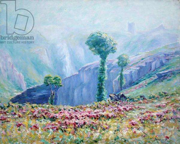 Summer Mist, Valley of La Creuse, c.1916 (oil on canvas)