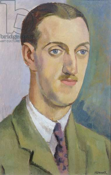 Percy Fender, c.1919 (oil on canvas)
