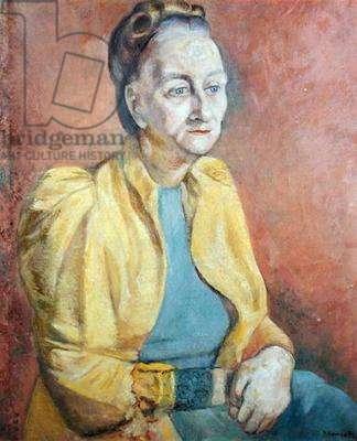 La Princesse, 1953 (oil on canvas)