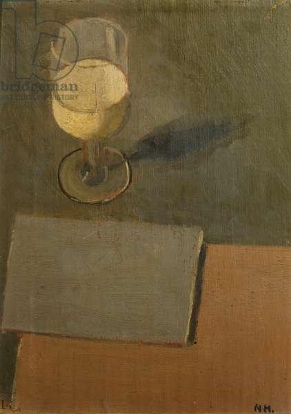 No. 1 Still Life, c.1913 (oil on panel)