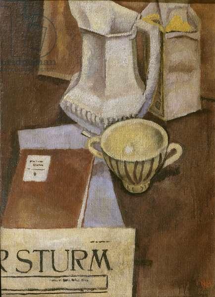 Der Sturm, c.1913 (oil on canvas)