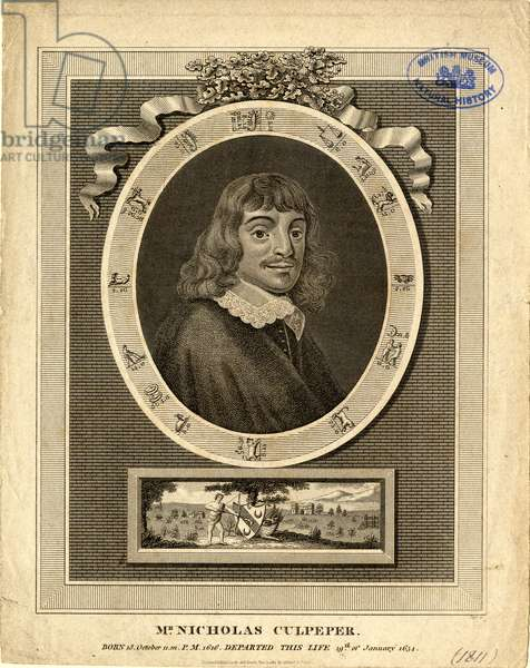 Nicholas Culpeper (1616-1654)