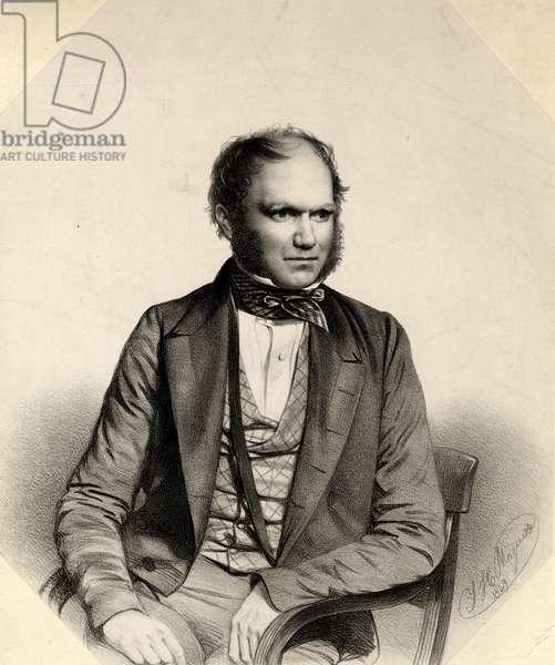 Charles Robert Darwin (1809-1882)