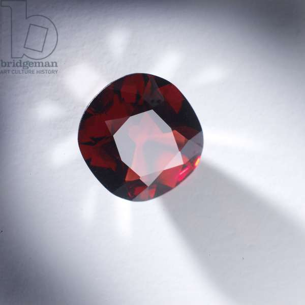 Birthstone Series: Garnet