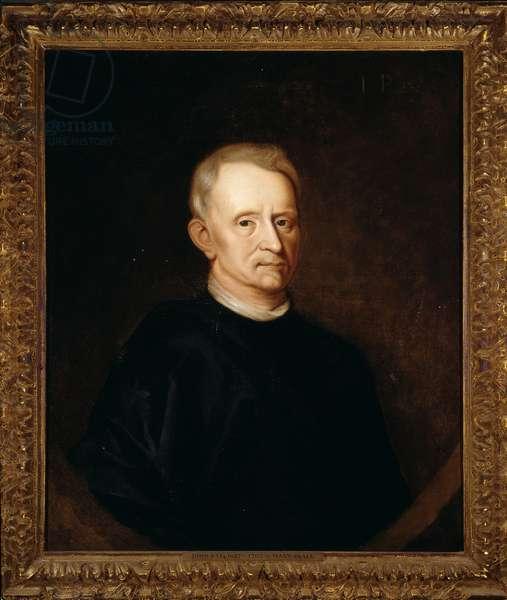 Portrait of John Ray (oil on canvas)