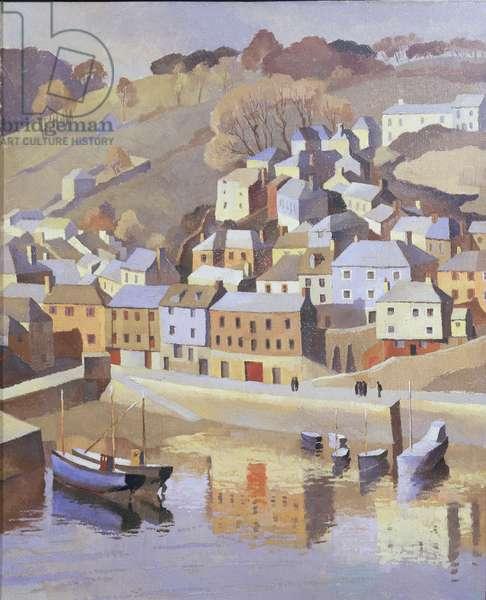 Mevagissey, 1939 (oil on canvas)