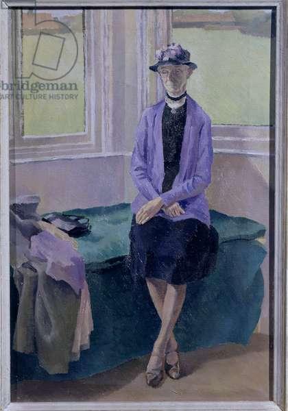 Martha Payne (oil on canvas)
