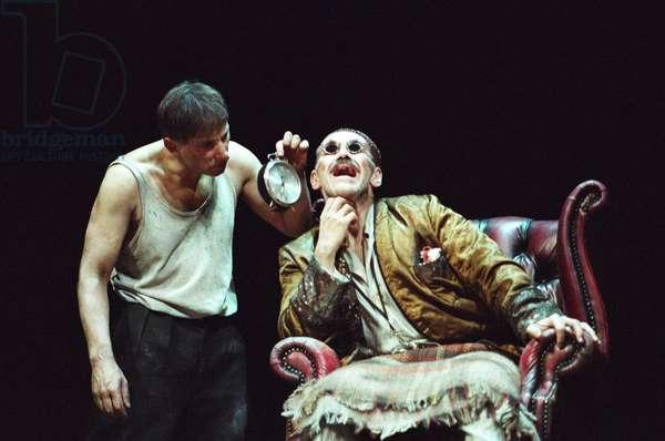 Endgame at the Duchess Theatre, 2009 (photo)