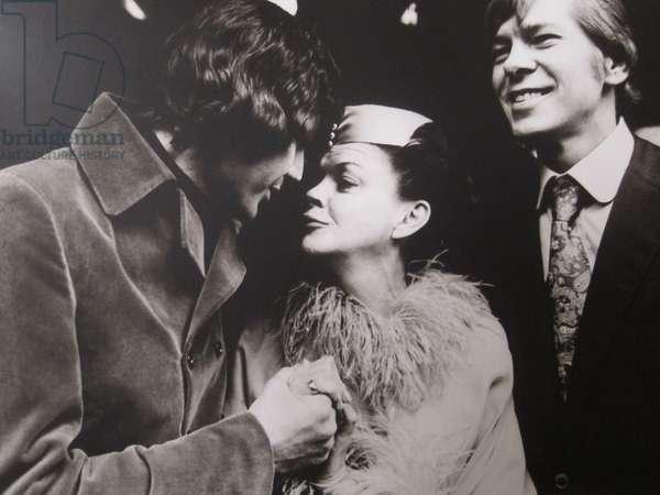 Judy Garland's Last Wedding, 1969