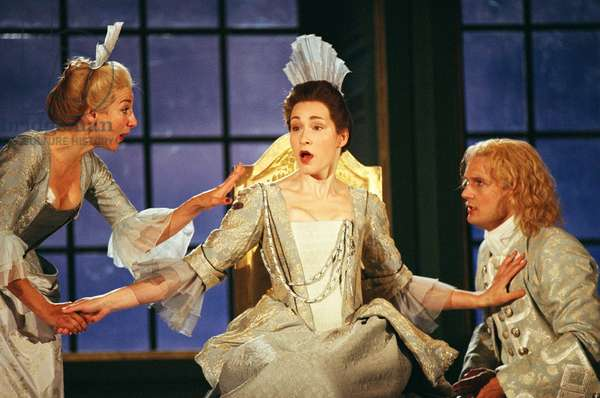The Fairy-Queen, Glyndebourne, 2009 (photo)