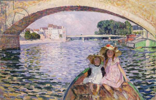 In the Boat, 1903